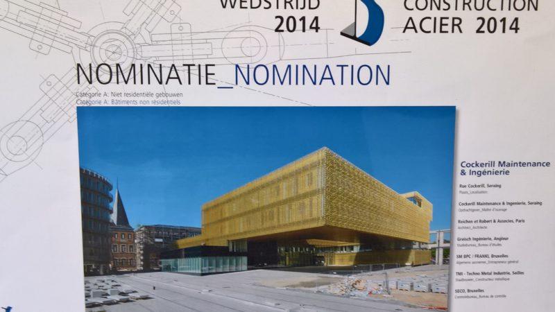 TECHNOMETAL-concours construction acier-CMI-2014